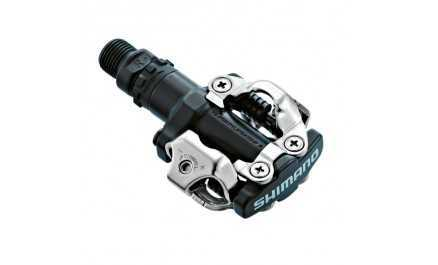 Pedal Shimano M520 SPD sort...
