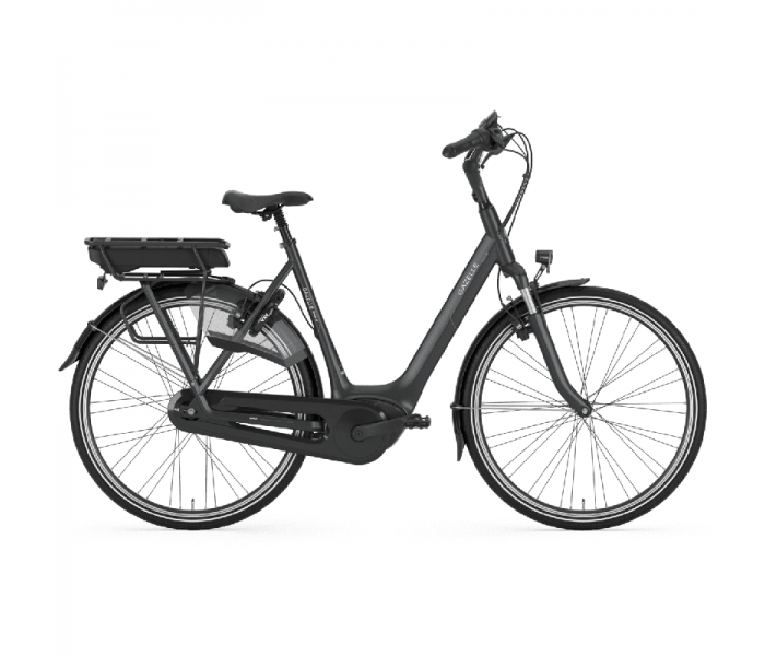 Gazelle Arroyo C7+ HMB Dame 2020 - sort