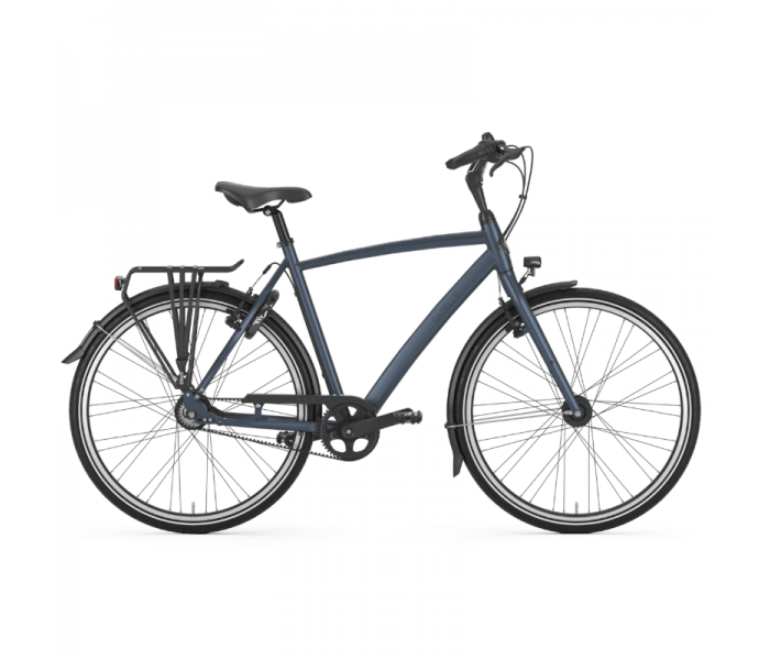 Gazelle Chamonix S8 Herre 2020 - blå