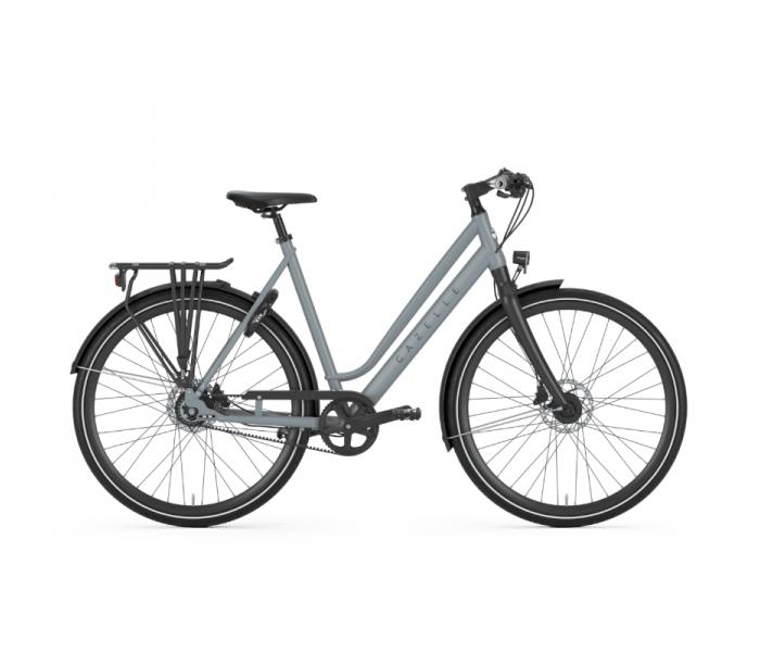 Gazelle Marco Polo Urban Dame 2020 - grå
