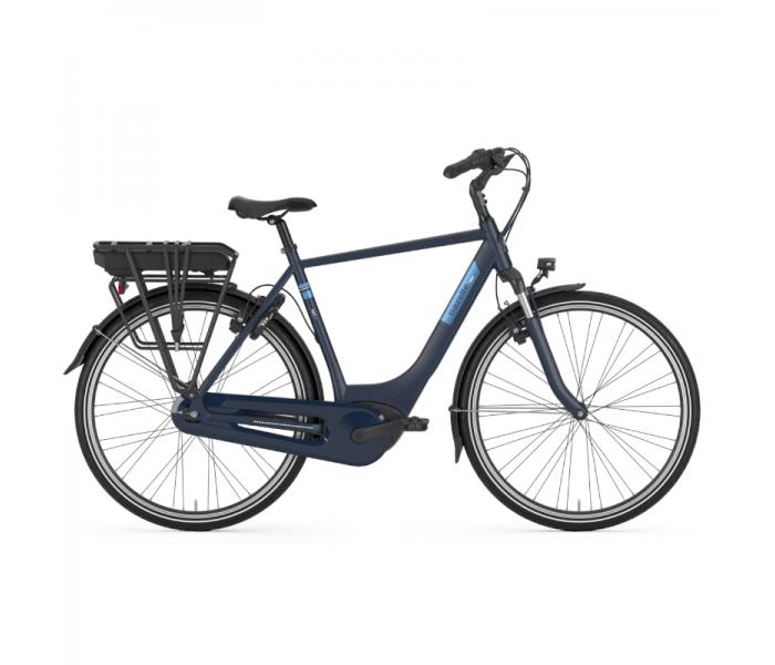 Gazelle Paris C7 HMB Herre 2020 - blå