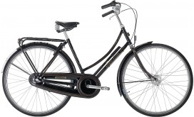 raleigh Tourist de Luxe Dame 3g 2020 - sort