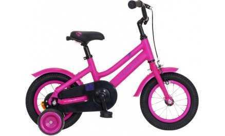 """Kildemoes Bikerz 12"""" 2021 - Pige - Pink"""