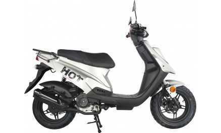 MOTOCR Hot50 4-takt 30 km/t