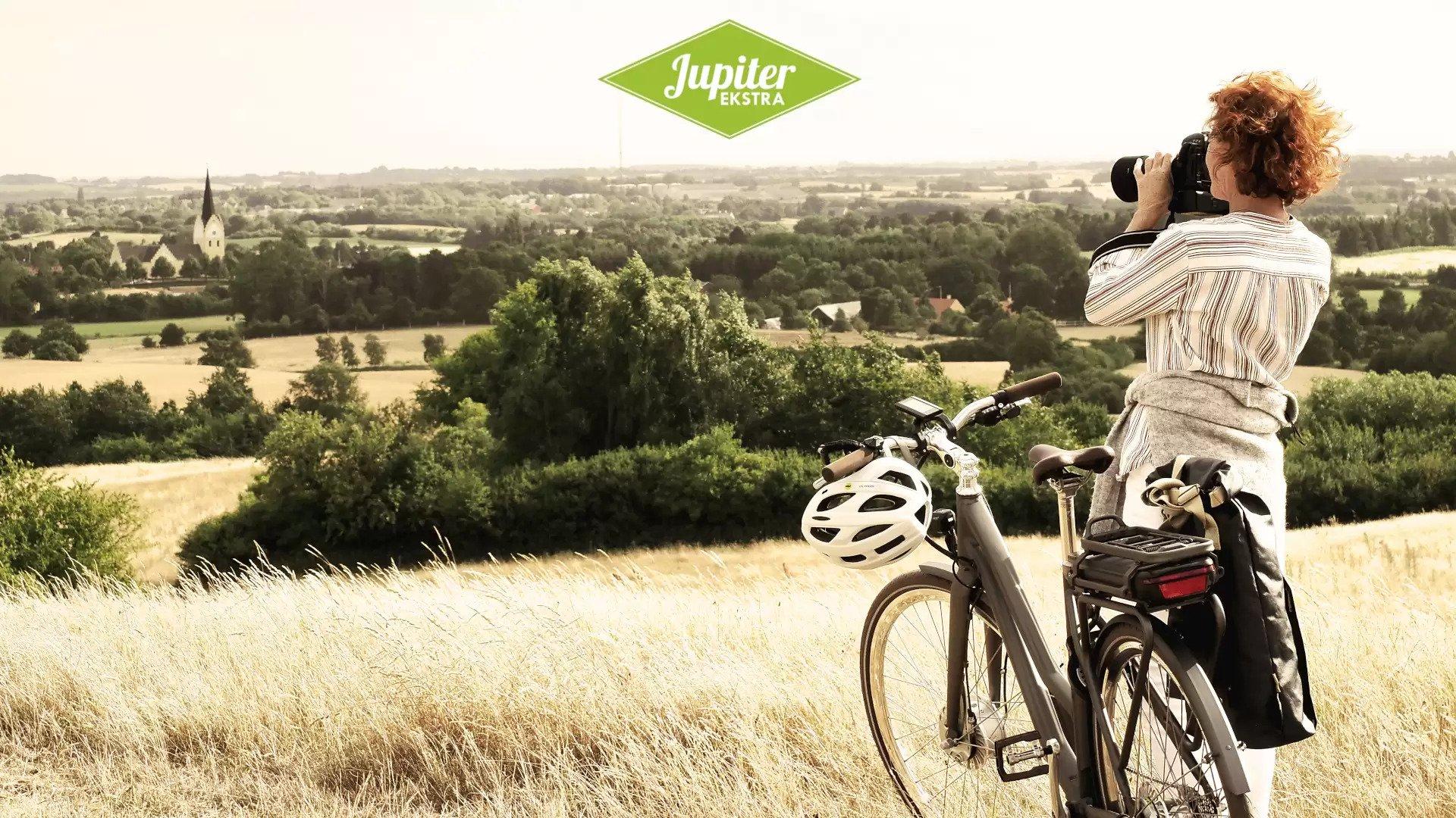 El Cykel Dame | Gode Priser | Jupitor Ekstra