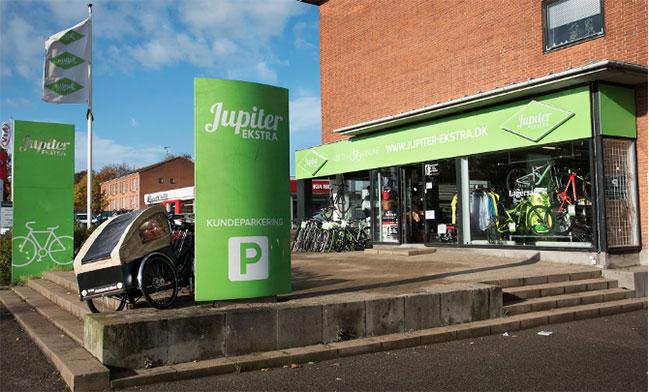 Jupiter Ekstra butik